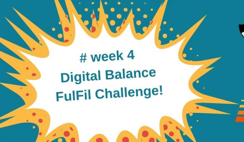 Digital challenge week #4