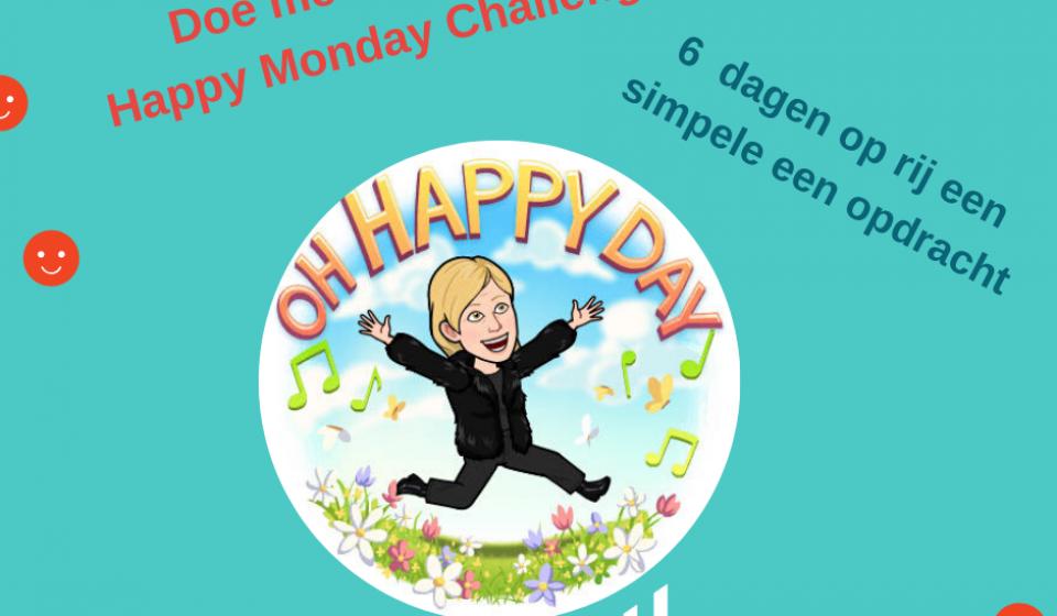 week challenge happy