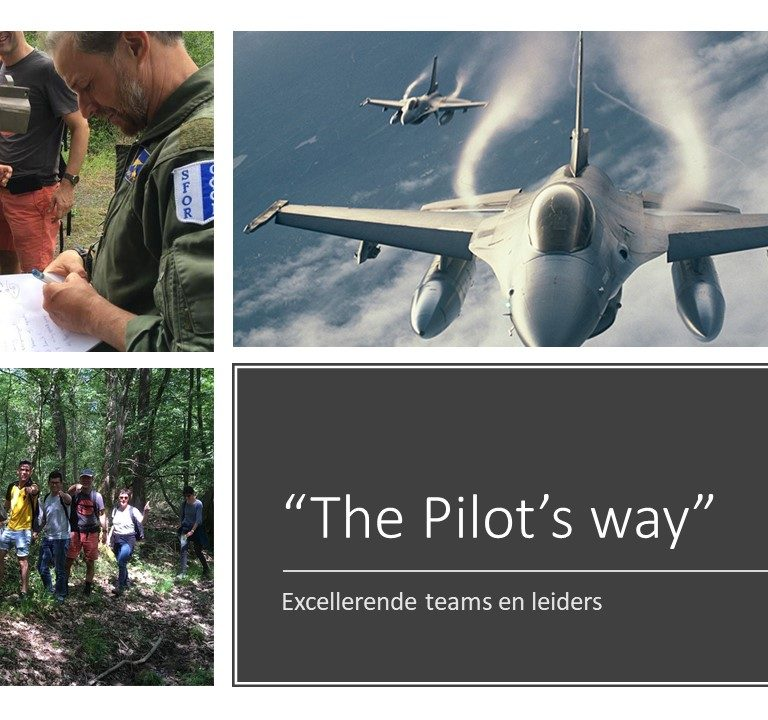pilots way team training