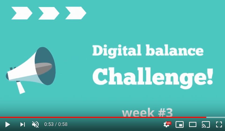 digitale balans week 3